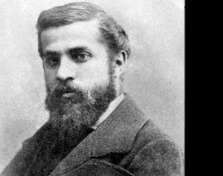 Antoni Gaudí Spanish architect