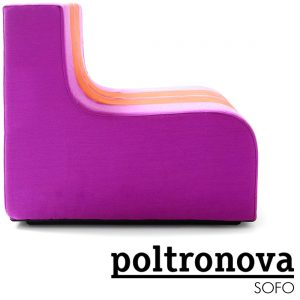 Design lamps and furniture from Poltronova in TAGWERC Design STORE.
